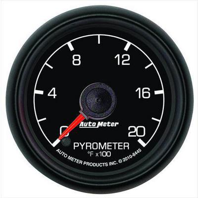 Auto Meter Factory Match Pyrometer/EGT Gauge - 8445