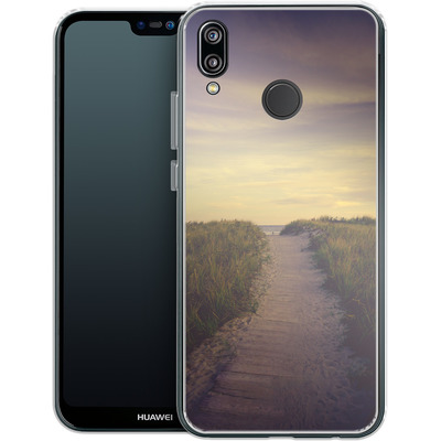 Huawei P20 Lite Silikon Handyhuelle - The Summer I Loved You von Joy StClaire