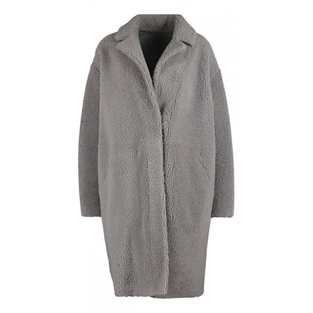 Sprung Freres - Manteau   pour femme en laine
