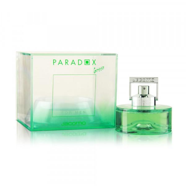 Paradox Green - Jacomo Eau de Toilette Spray 50 ML