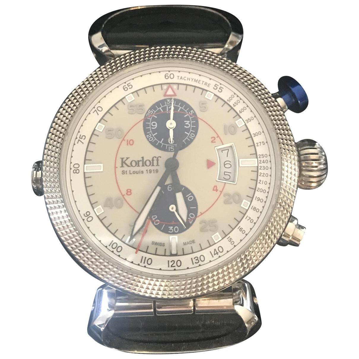 Reloj Korloff