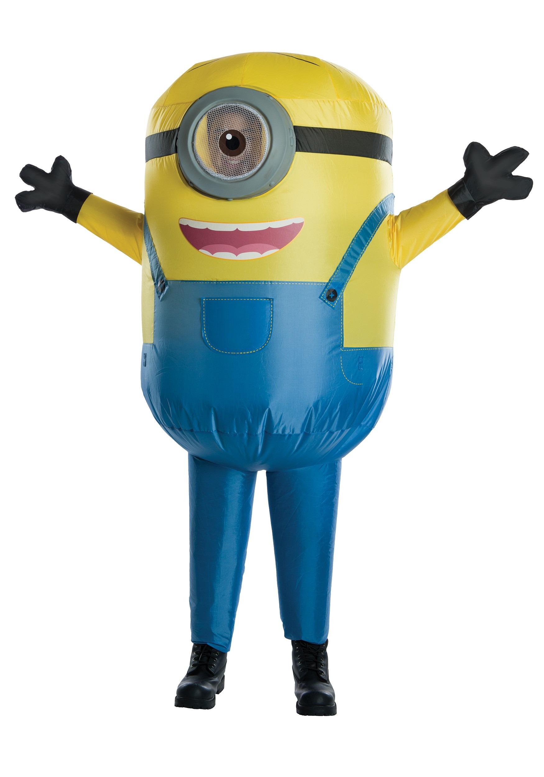 Minion Inflatable Kids Costume