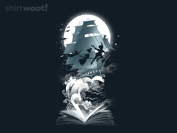 Book Of Adventures T Shirt