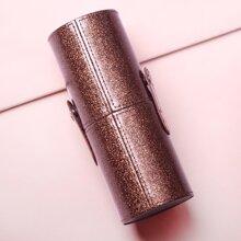 Glitter Makeup Brush Storage Box