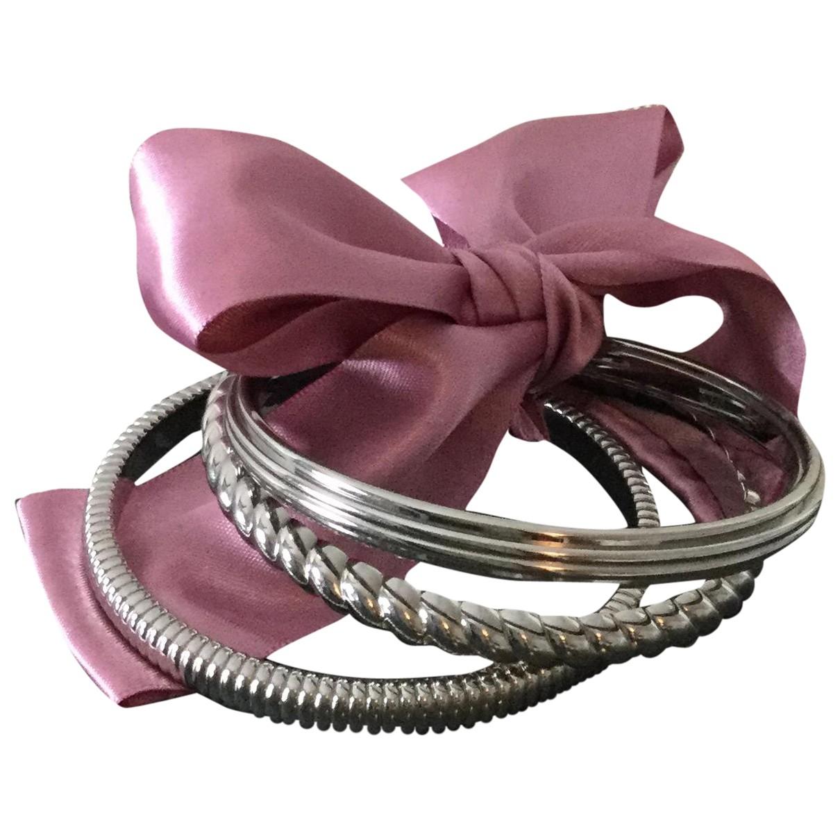 Calvin Klein - Bracelet   pour femme en argent - argente