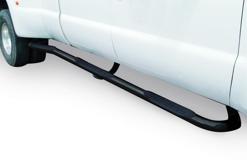 Go Rhino 62268B 6000 Series SideSteps - One-Piece (Kickout Version for Dual Rear Wheels) Ford F-350 1999-2003