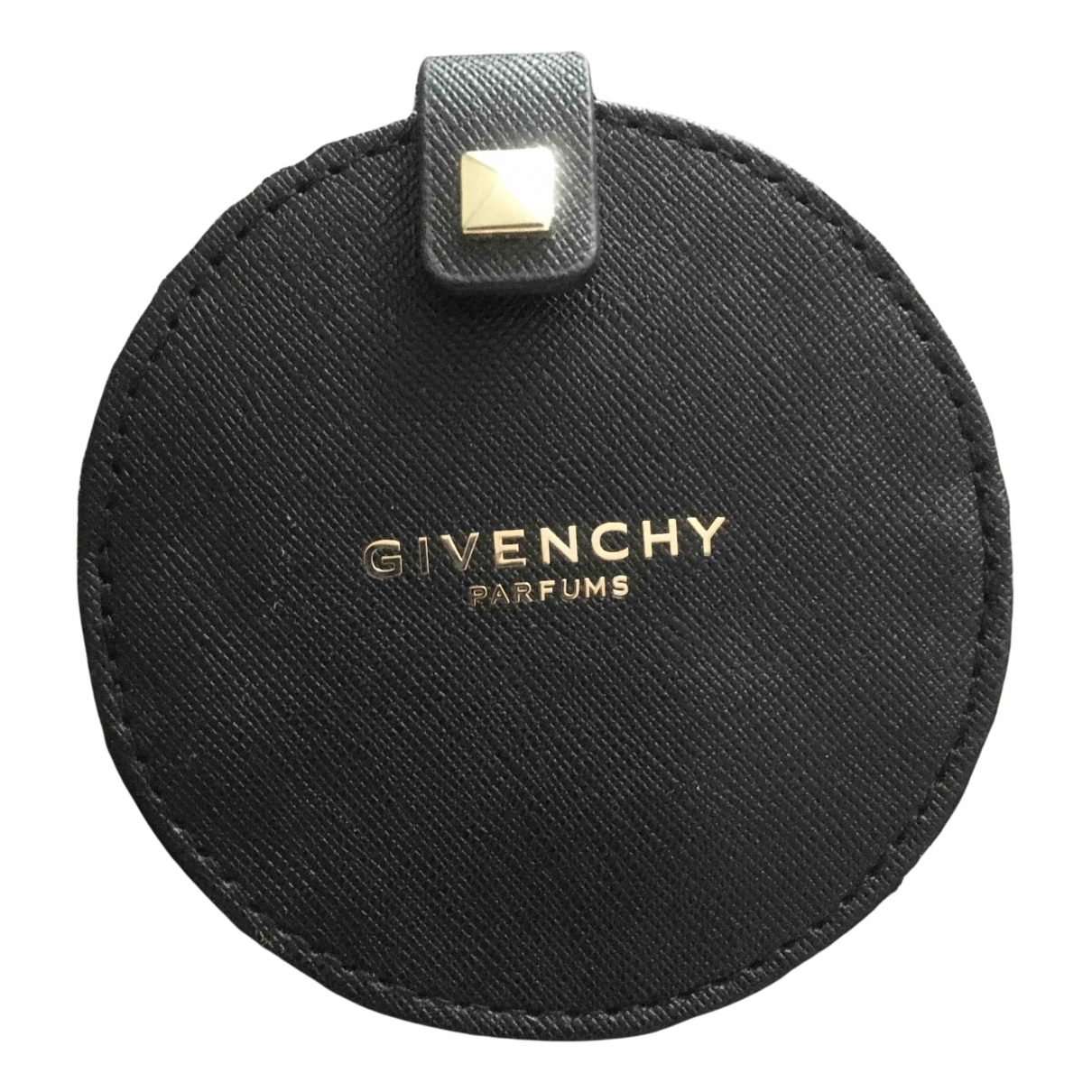 Givenchy \N Kleinlederwaren in  Schwarz Synthetik