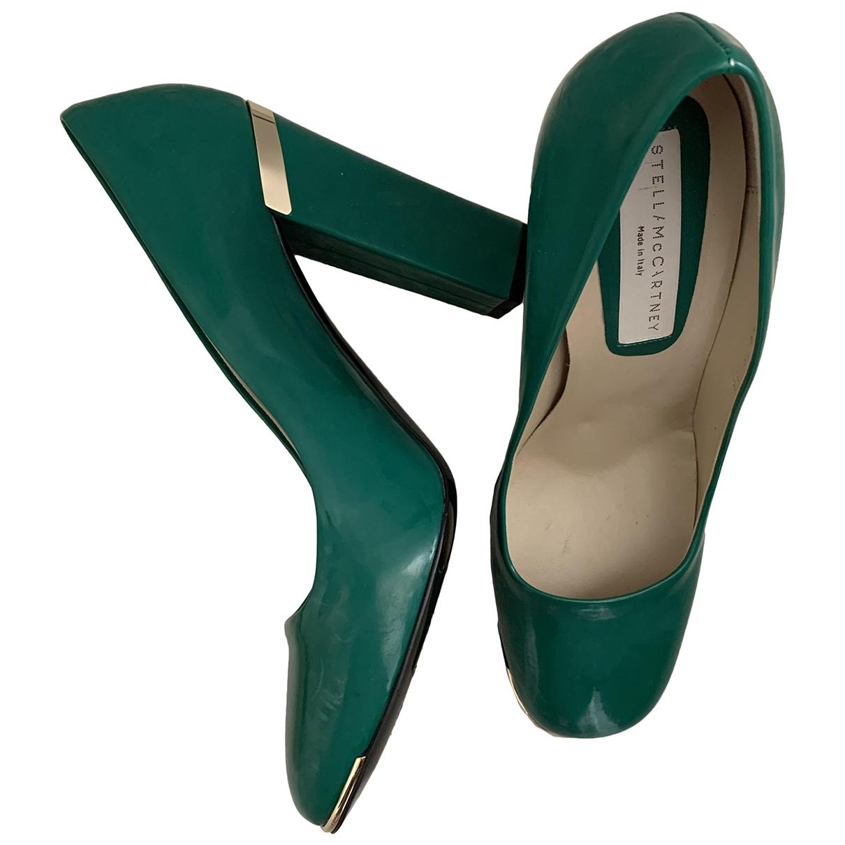 Stella Mccartney - Escarpins   pour femme - vert
