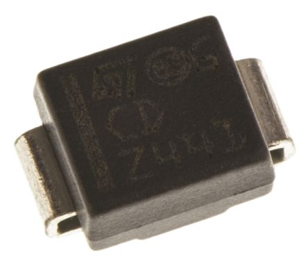 STMicroelectronics SMLVT3V3, Uni-Directional TVS Diode, 600W, 2-Pin DO-214AA (5)