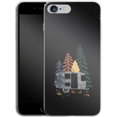 Apple iPhone 6s Plus Silikon Handyhuelle - Wild Airstream von ND Tank