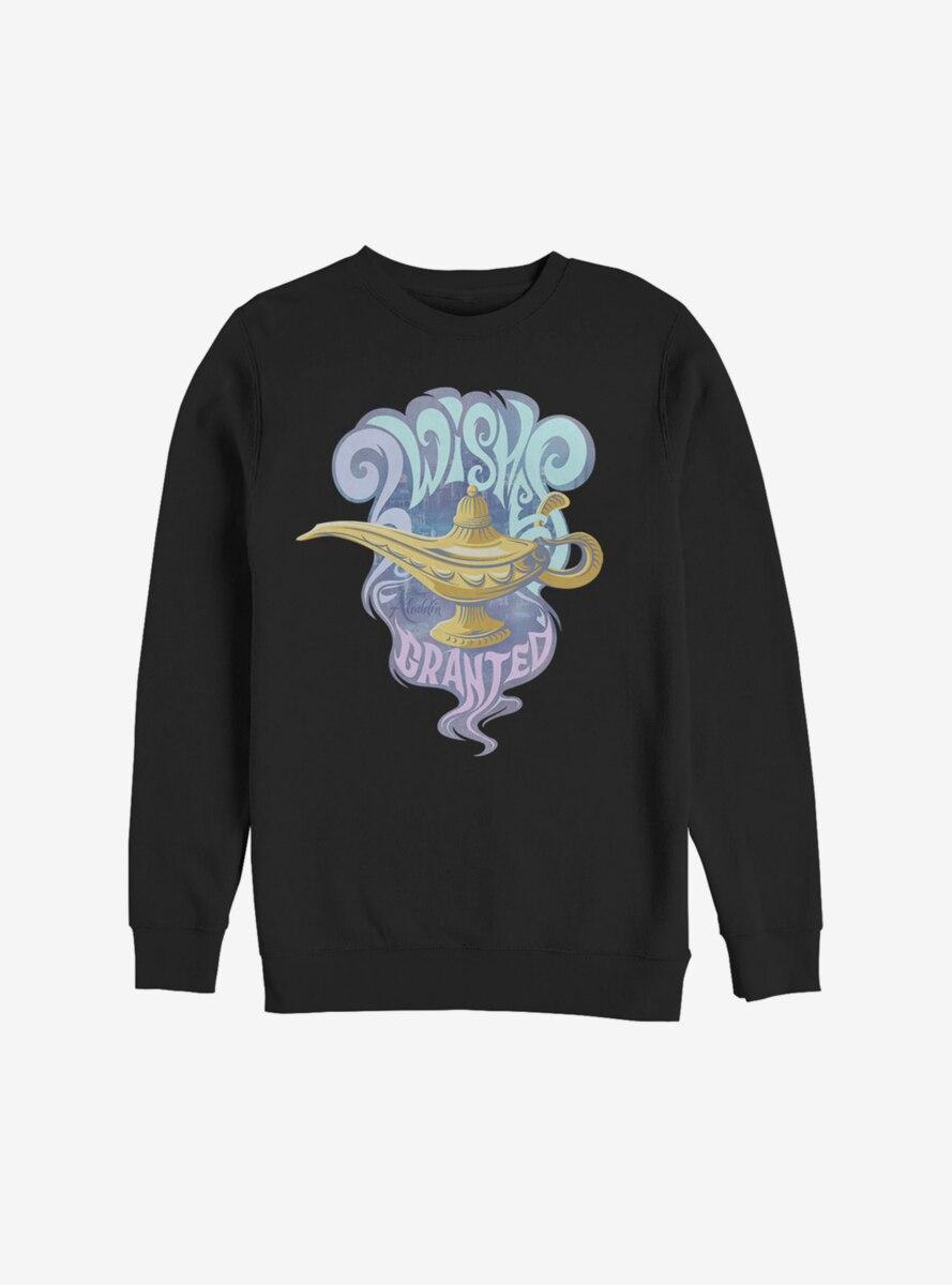 Disney Aladdin 2019 Wishes Granted Sweatshirt