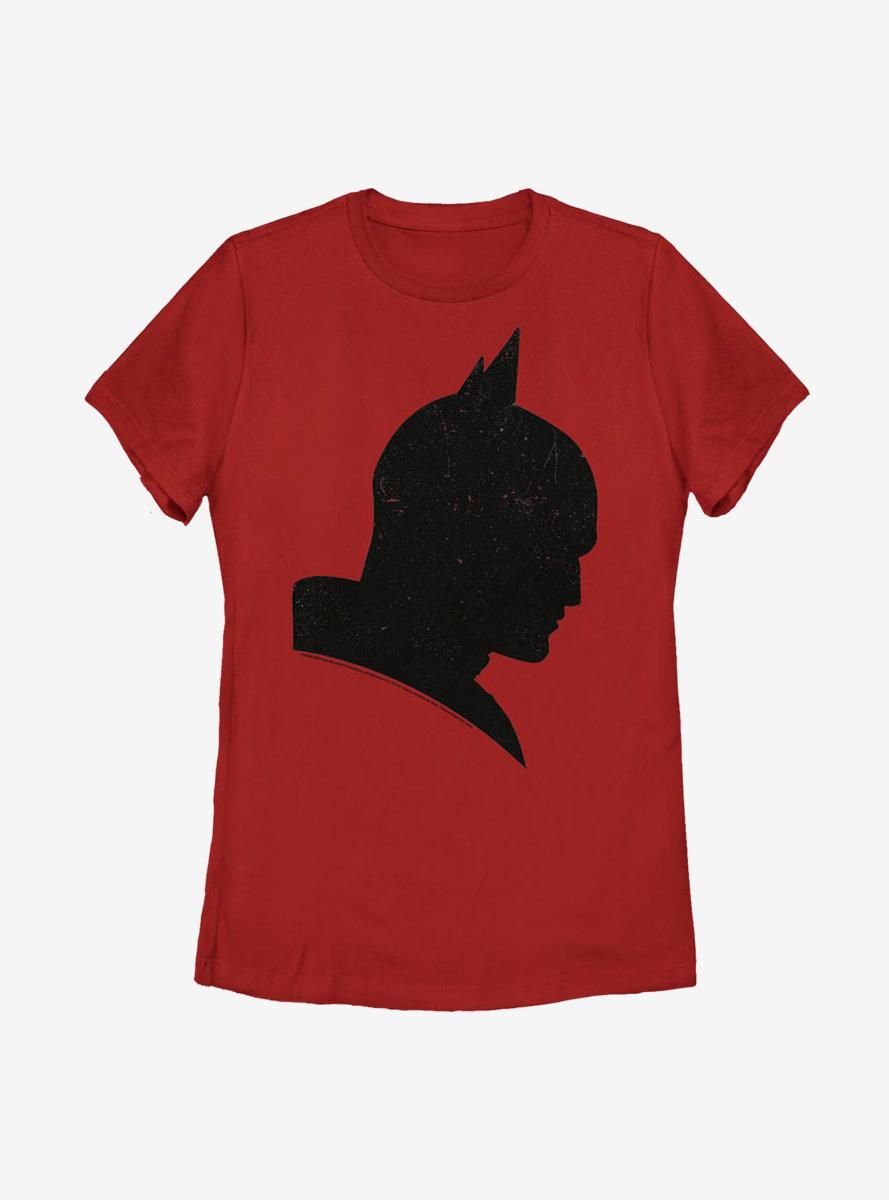 DC Comics Batman Silhouette Bat Womens T-Shirt DC Fandome Event Exclusive