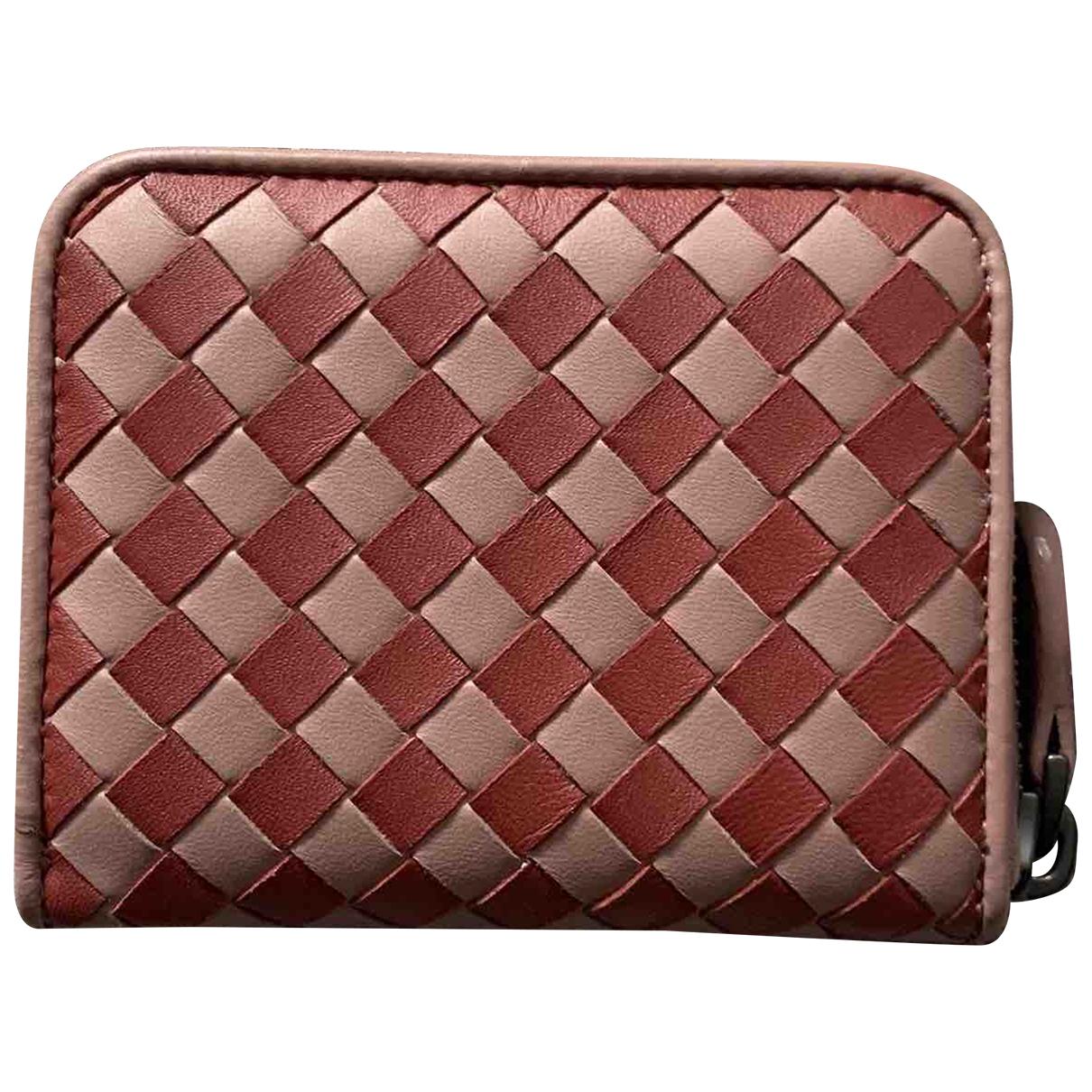 Bottega Veneta N Pink Leather Purses, wallet & cases for Women N