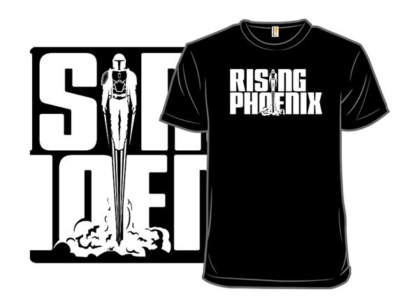 Rising Phoenix T Shirt