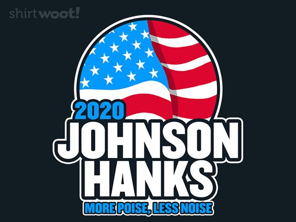 Johnson Hanks T Shirt