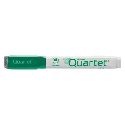 Quartet Dry Erase Whiteboard Marker, Chisel Tip - Green 550772