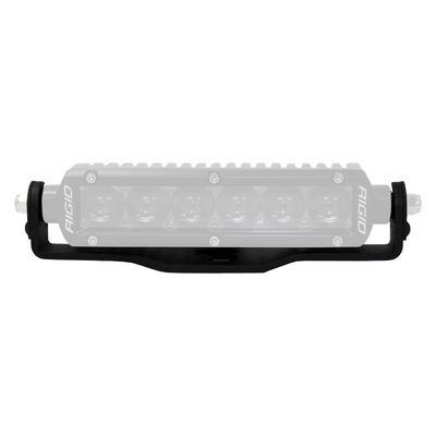Go Rhino Center Hood Mount for Dual 6-inch LED Bars (Black) - 732060T