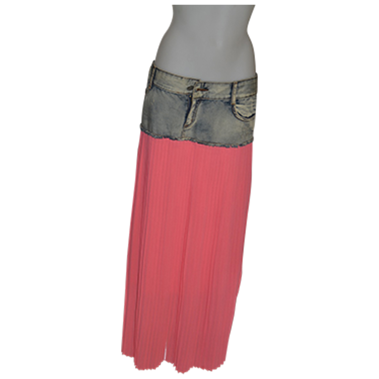 - Jupe Oversize pour femme - rose