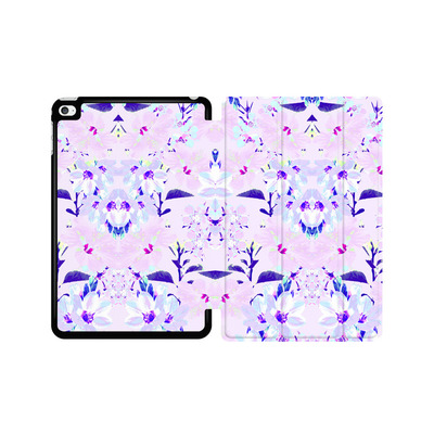 Apple iPad mini 4 Tablet Smart Case - Hyper Garden von Zala Farah