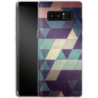 Samsung Galaxy Note 8 Silikon Handyhuelle - Cryyp von Spires