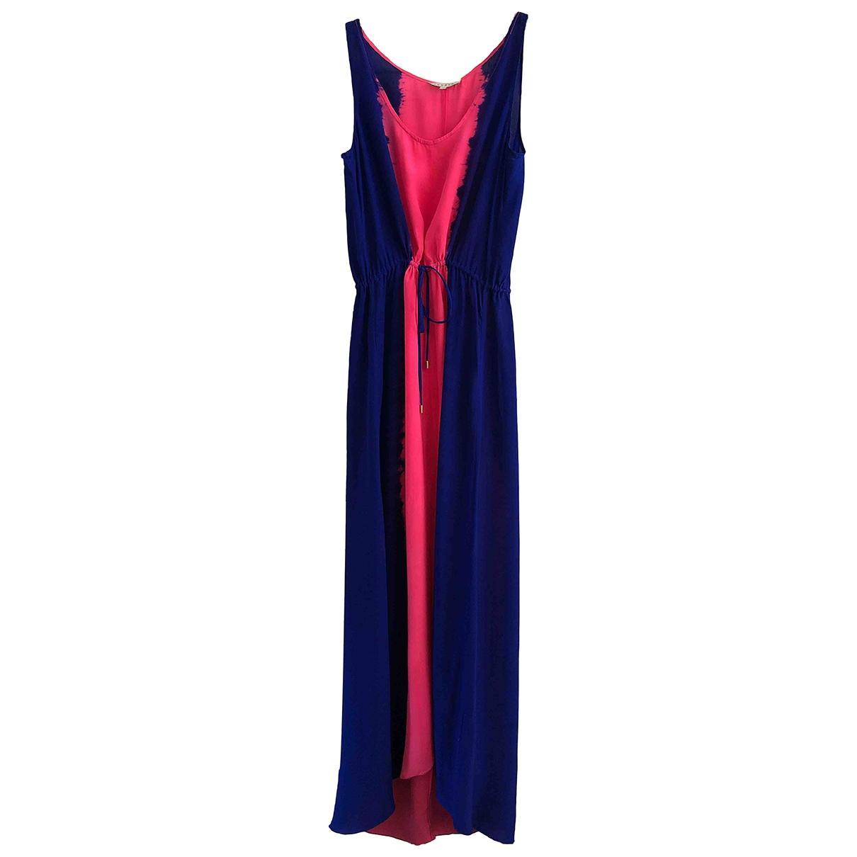 Maxi vestido de Seda Sandro