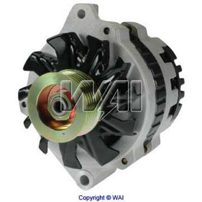 Omix-ADA Alternator (Natural) - 17225.04