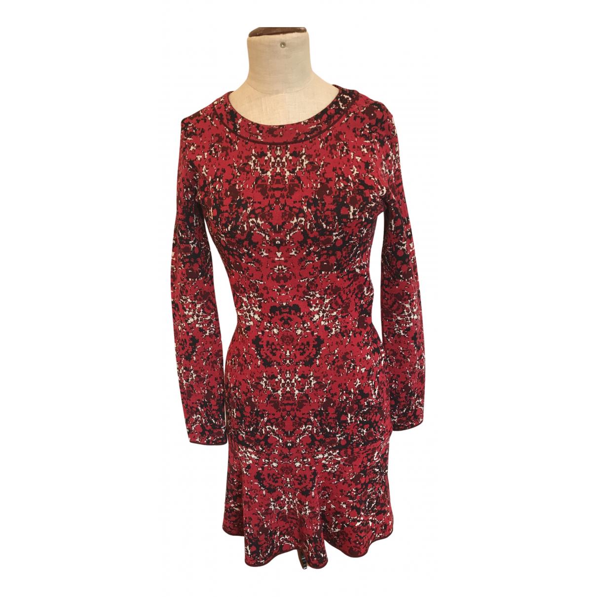 M Missoni N Red Cotton dress for Women 40 IT