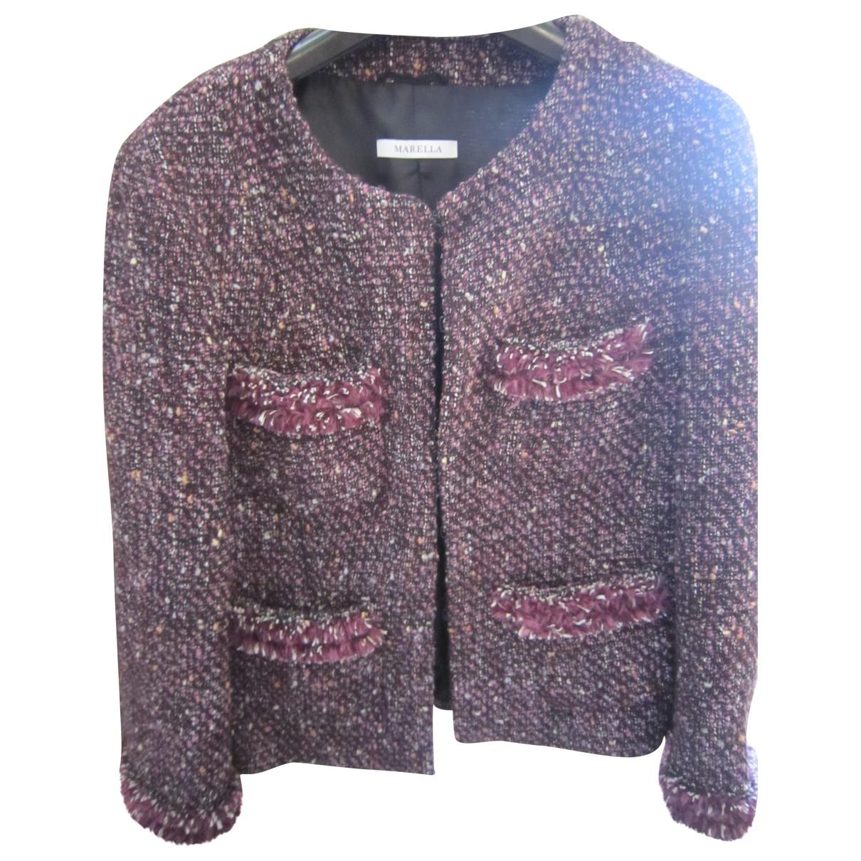 Marella \N Jacke in Wolle