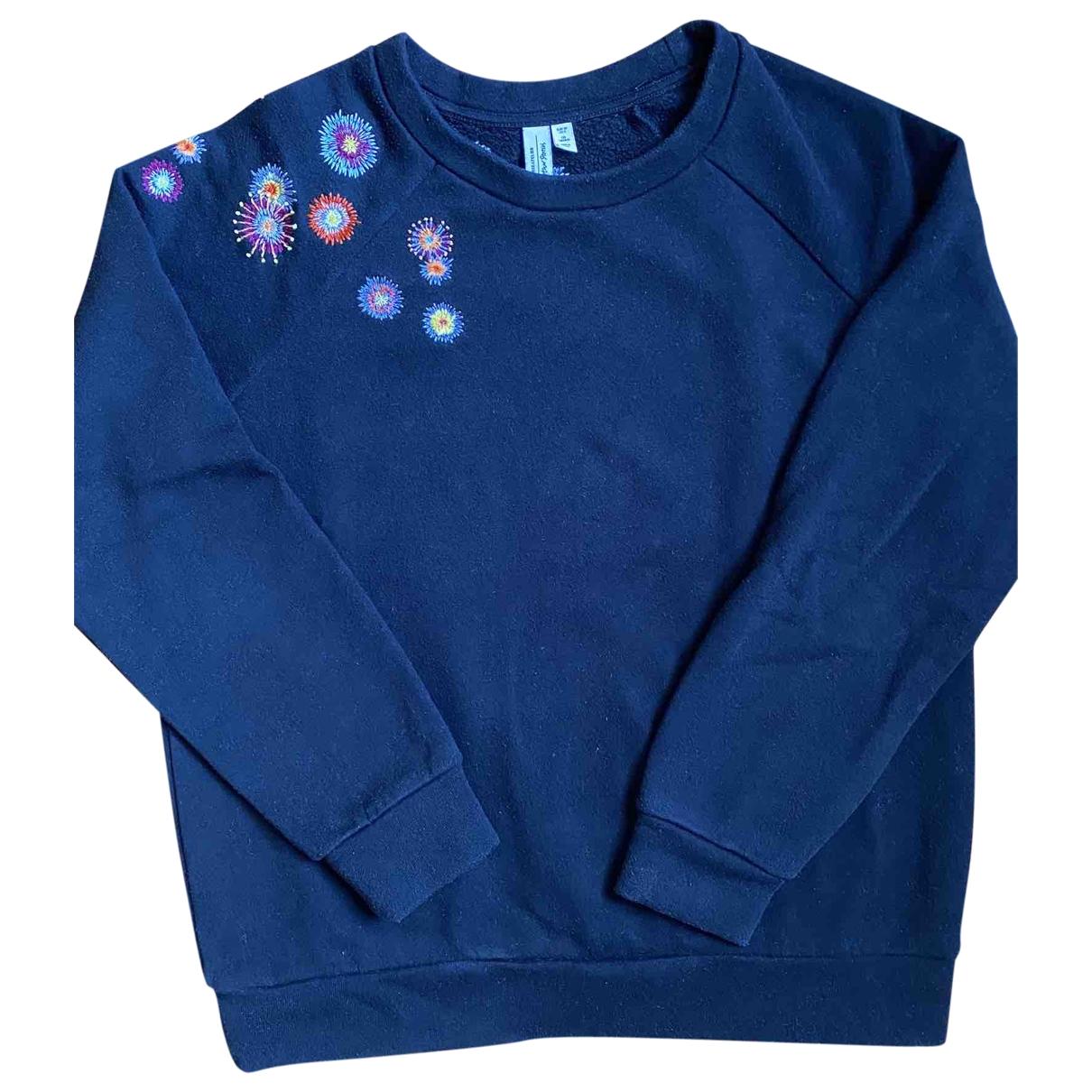 & Stories \N Black Cotton Knitwear for Women 36 FR