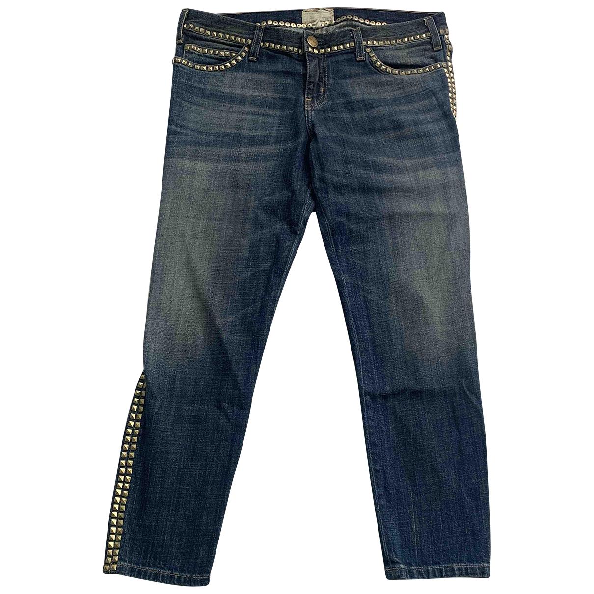 Current Elliott N Blue Denim - Jeans Jeans for Women 29 US