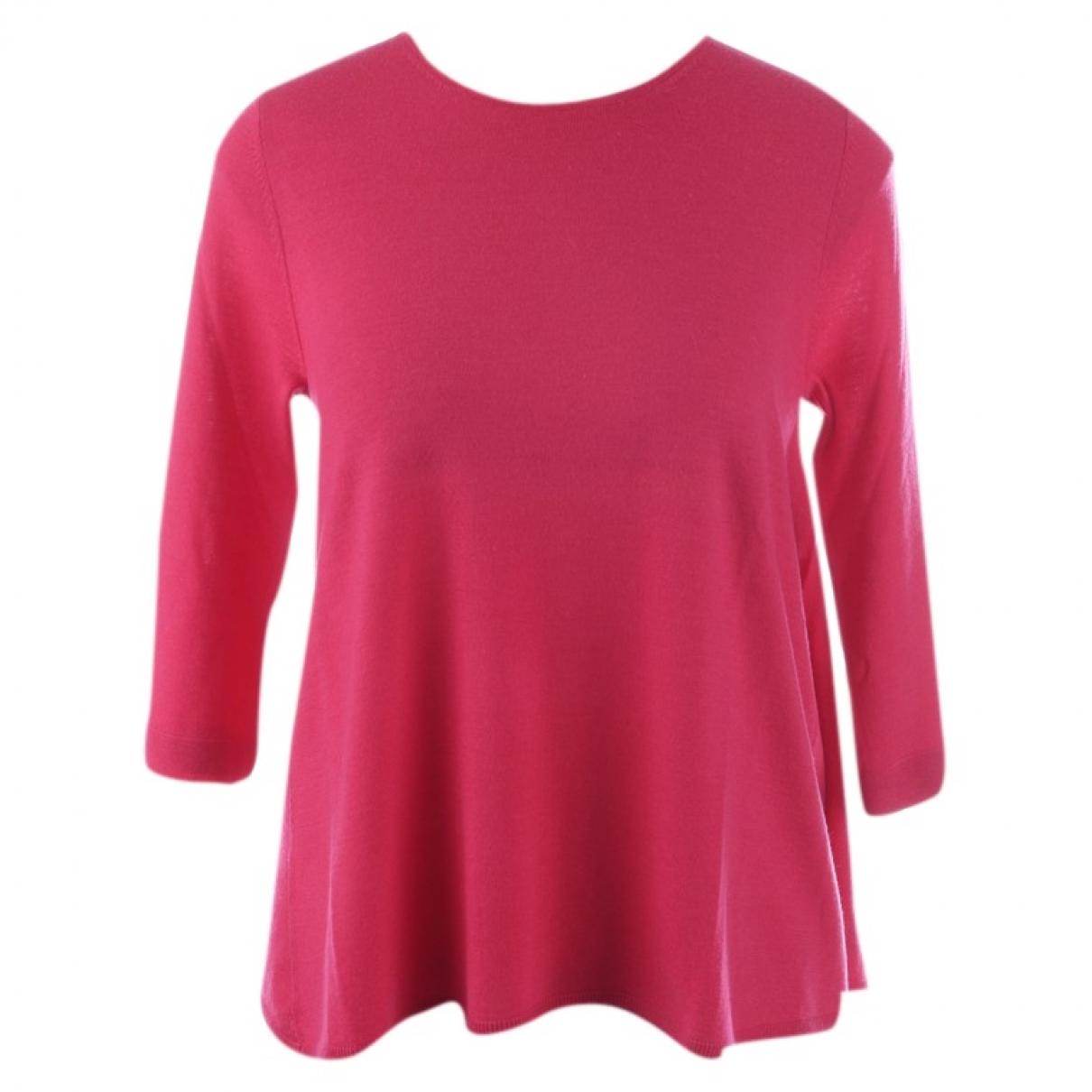 Allude \N Red Wool Knitwear for Women 36 FR