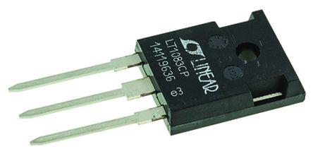 STMicroelectronics STGWT30H60DFB IGBT, 60 A 600 V, 3-Pin TO-3P (2)