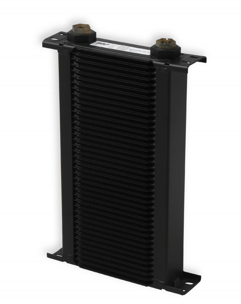 Earl's Performance 240ERL 40 ROW ULTRAPRO COOLER NARROW BLACK