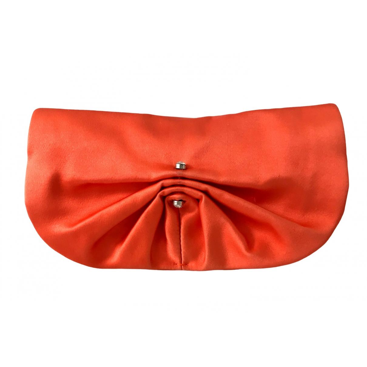 Yves Saint Laurent \N Silk Clutch bag for Women \N
