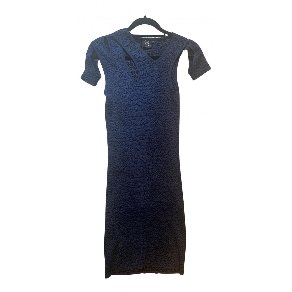 Mcq - Robe   pour femme - marine