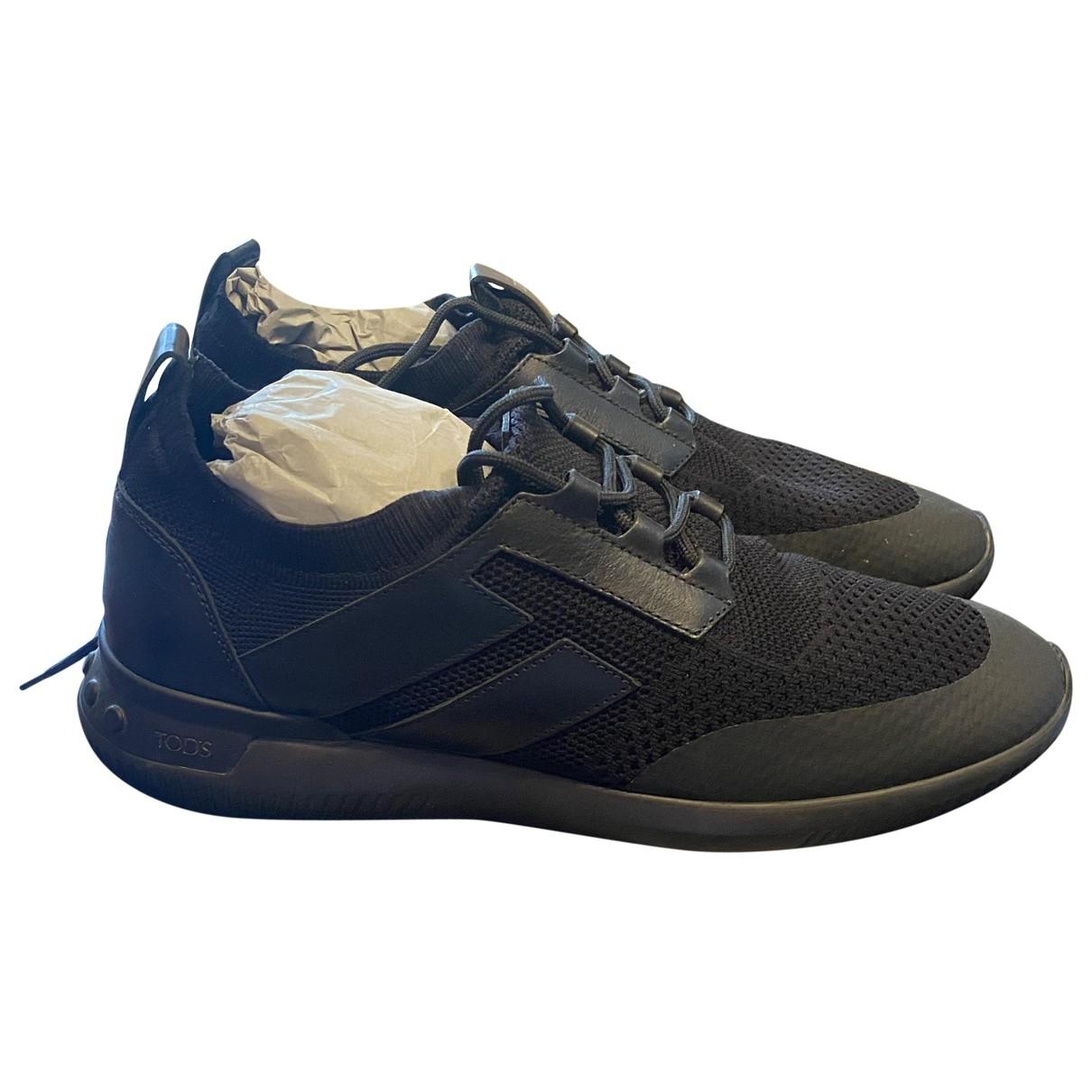 Tods - Baskets   pour homme - noir