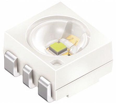 OSRAM Opto Semiconductors 3.3 V White LED PLCC 6 SMD,Osram Opto Advanced Power TOPLED LCW G6CP-DAFA-4U9X (2)