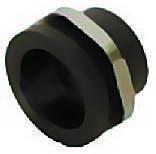 Binder Series 720 Panel adaptor rear fastening