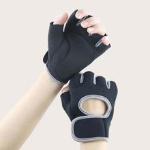 Cutout Fingerlose Handschuhe 1 Paar