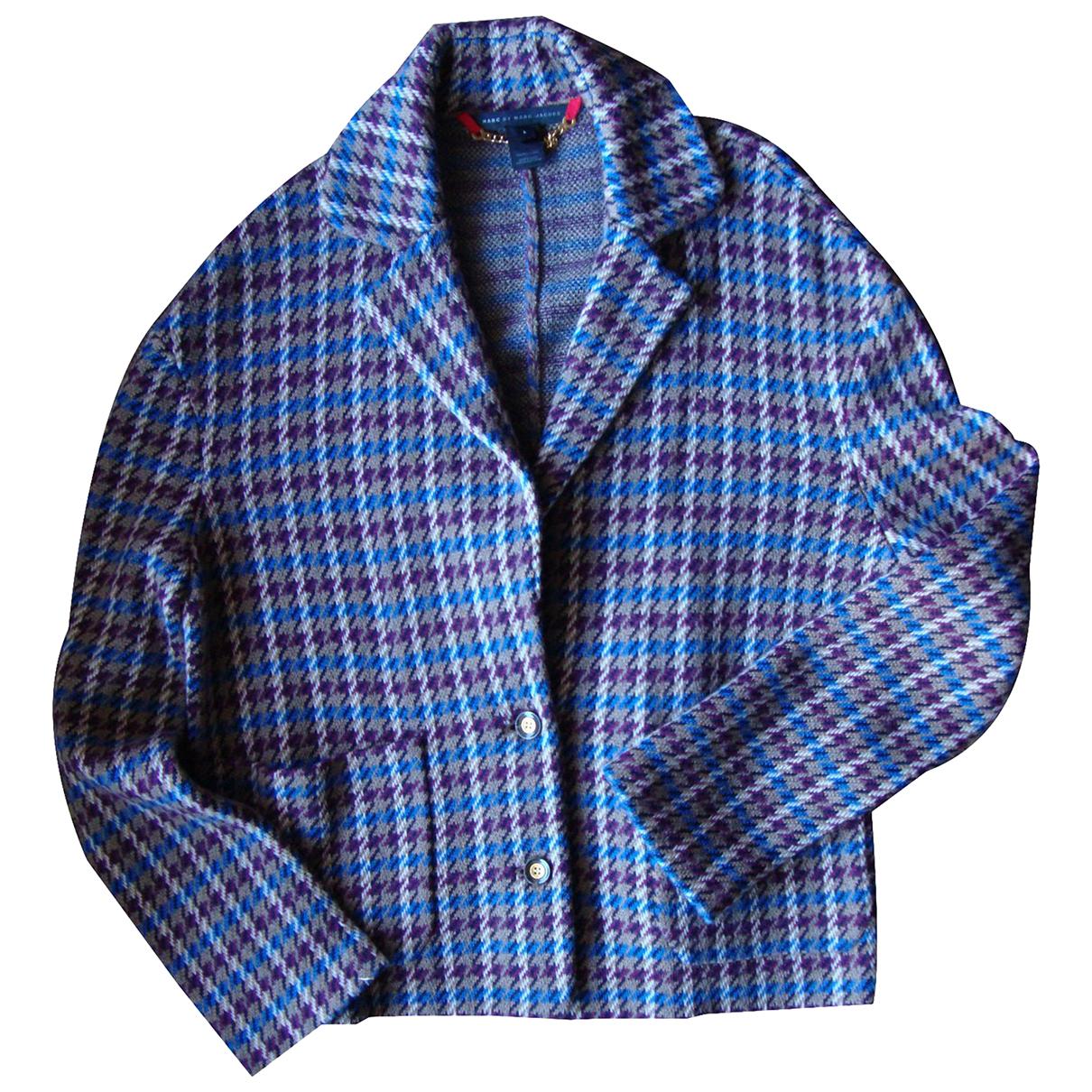 Marc By Marc Jacobs N Multicolour Wool jacket for Women L International