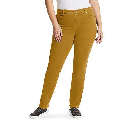 Gloria Vanderbilt Amanda Jean - Plus, 22w , Yellow
