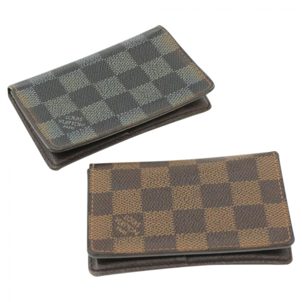 Louis Vuitton \N Schal in  Braun Synthetik