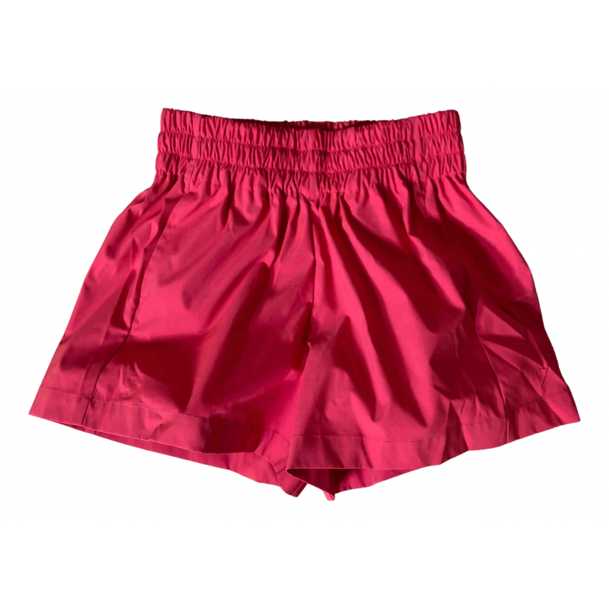 Maje \N Red Shorts for Women 1 0-5