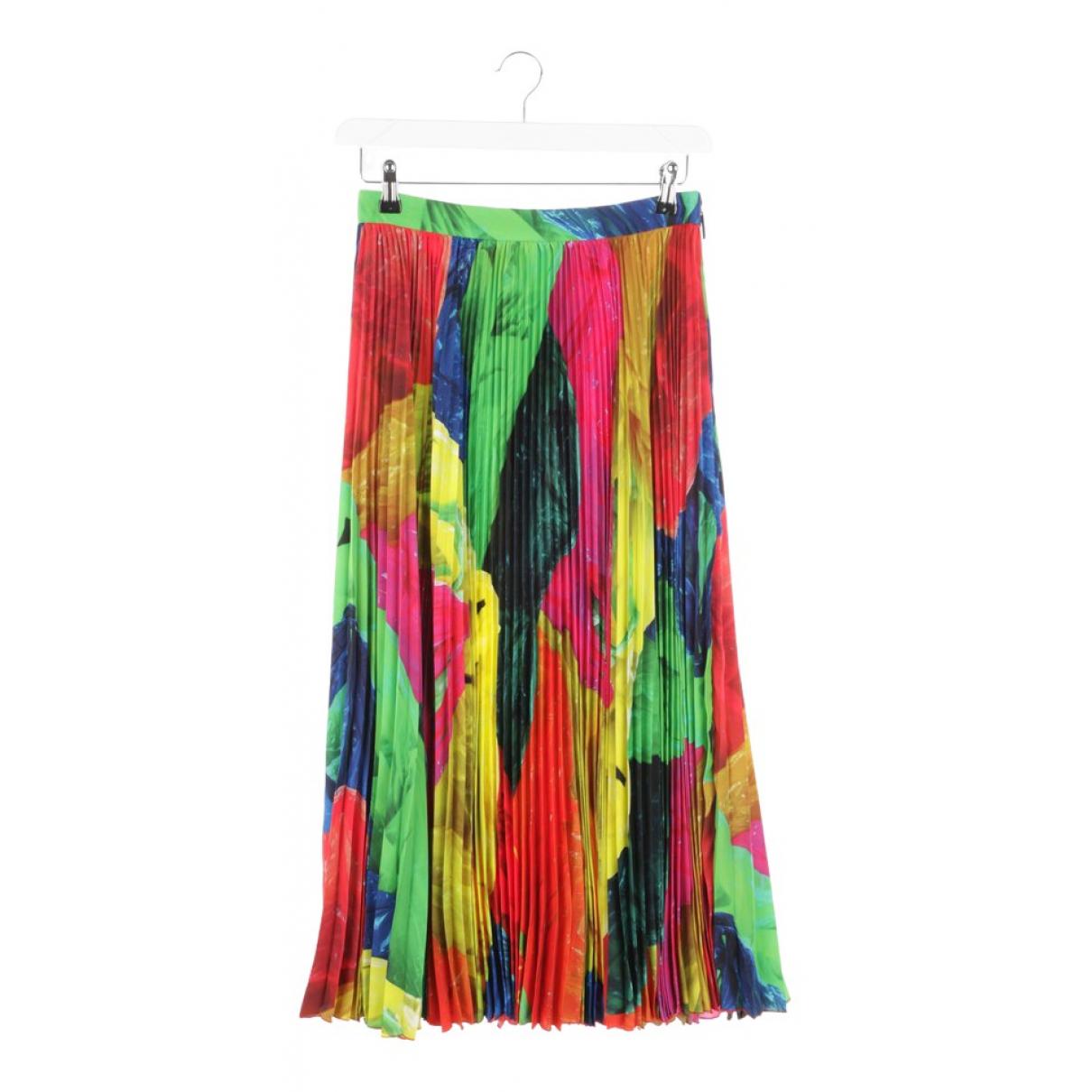 Msgm - Jupe   pour femme - multicolore