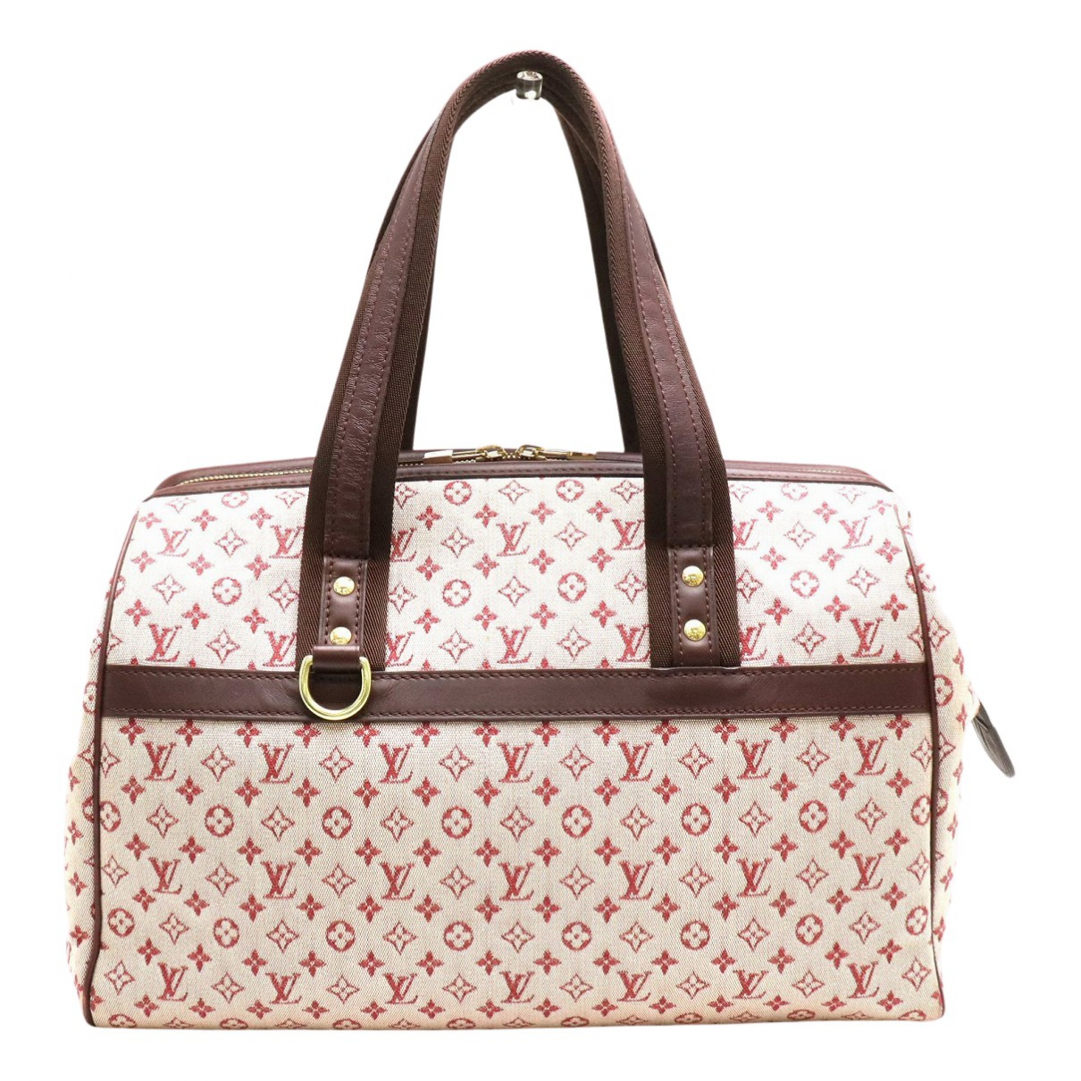 Bolso boston Josephine  de Lona Louis Vuitton