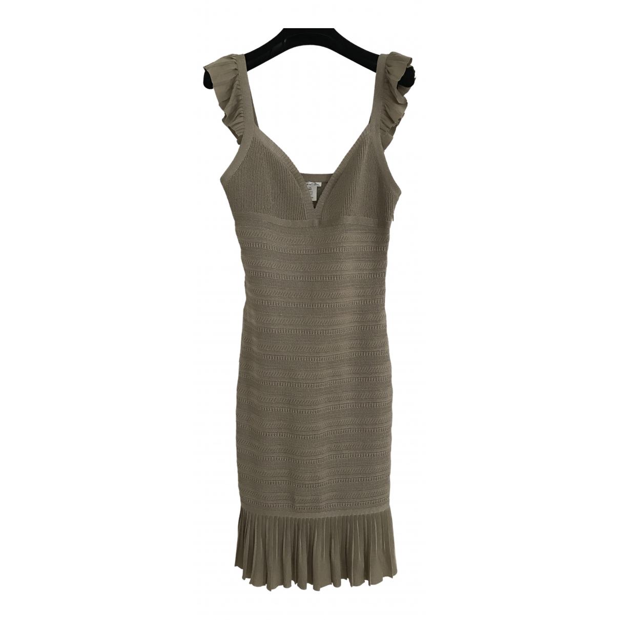 Oscar De La Renta \N Kleid in Viskose
