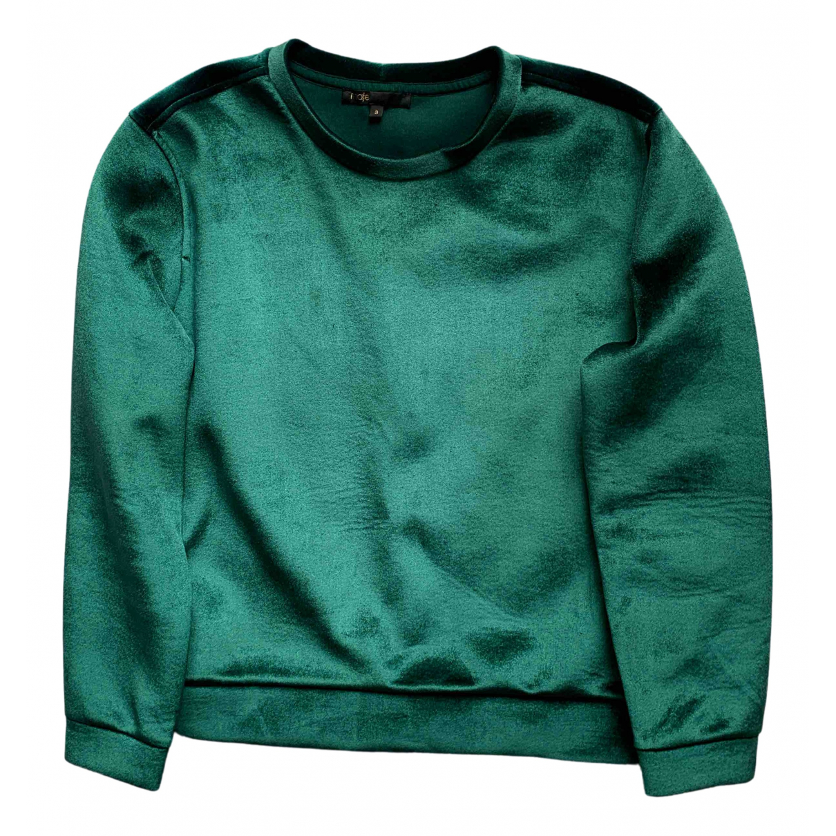 Maje - Pull   pour femme - turquoise