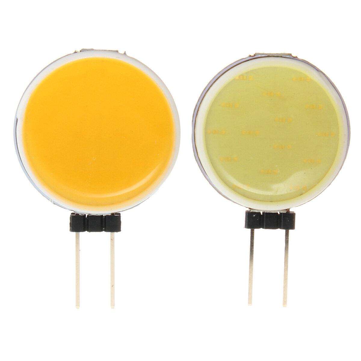 G4 2W 15COB LED Warmwhite/White for Crystal Lamp LED Spot Lightt Light Bulb Lamp AC/DC12V