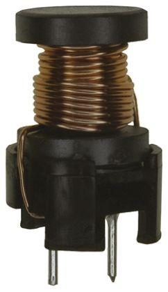 Panasonic 1.8 mH ±10% Ferrite Leaded Inductor, 840mA Idc, 650mΩ Rdc, ELC18B (5)