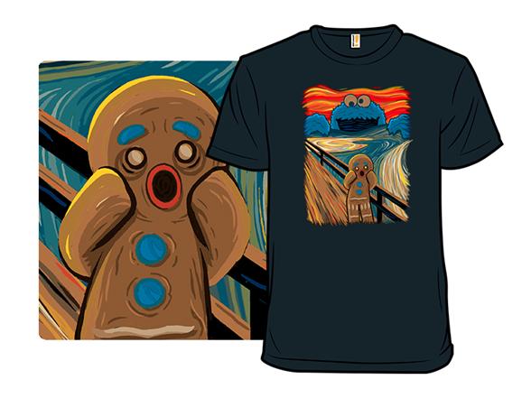 The Cookie Muncher Remix T Shirt